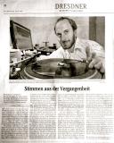 Archiv der Stimmen SZ Dresden